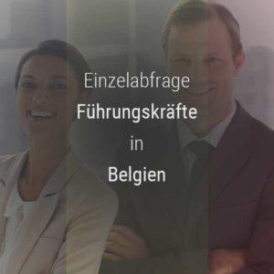 Einzelner Gehaltsvergleich - Manager / Führungskraft Belgien