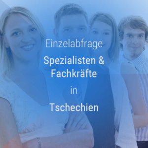 Einzelner Gehaltsvergleich - Fachkräfte & Spezialisten Tschechien