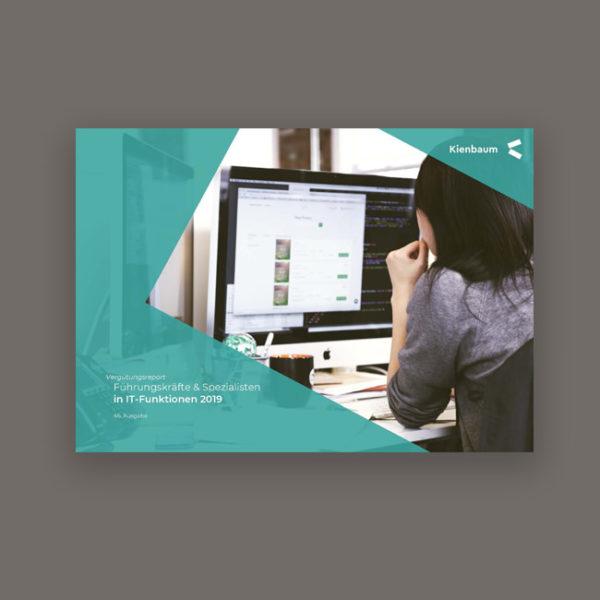 Gehalt IT 2019 - Kienbaum Gehaltsreport Titelbild