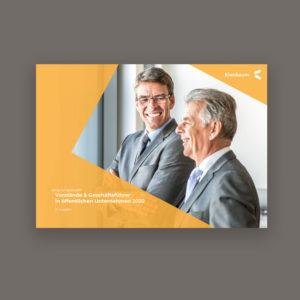 Vergütung von Vorständen & Geschäftsführern in öffentlichen Unternehmen