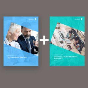 Vergütungsreport-Paket: Führungskräfte und Spezialisten & Fachkräfte in Österreich 2019