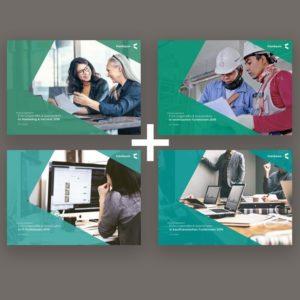 Gehaltsreports zur vergütung von Ingenieuren, Kaufmännischen Angestellten, IT und Marketing & Vertrieb