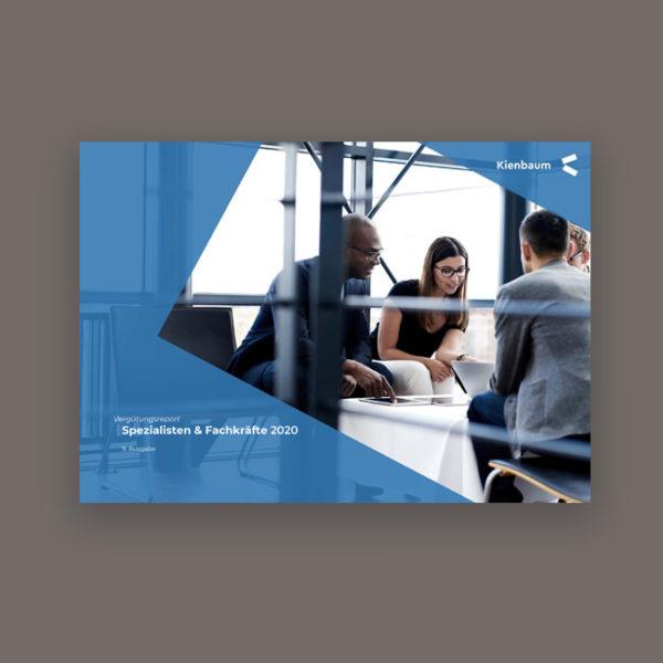 Gehaltsstudie Spezialisten & Fachkräfte 2020