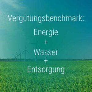 Kienbaum Verguetungsbenchmark: Energie, Wasser, Entsorgung