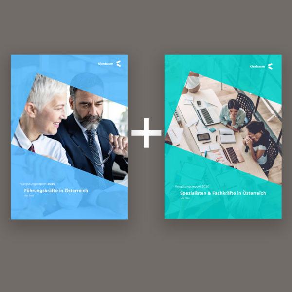 Vergütungsstudien Führungskräfte, Geschäftsführer, Spezialisten und Fachkräfte in Österreich 2020