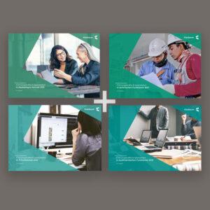 Studienpaket für Studien zu technischen und Ingenieursfunktionen, kaufmännischen Funktionen, Marketing und vertrieb sowie IT